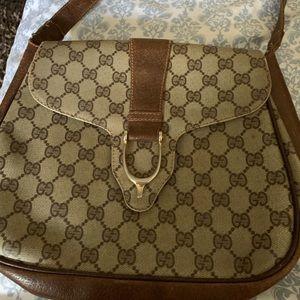 Authentic Gucci Handbag Classic